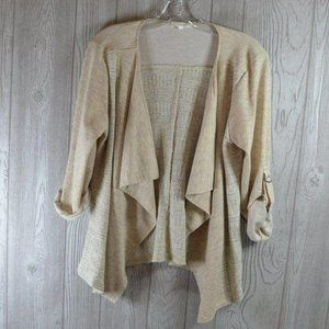 Maurices Textured Sweater Large L
